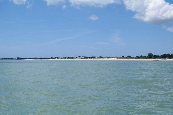 La Pointe de Chauveau sur l_Ile de Ré