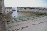 Le Port de la Citadelle, point de depart des bagnard vers la Guyane