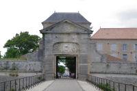 La Porte Sud de la Citadelle de St Martin de re