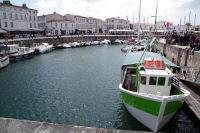 Le Port de St Martin de Re