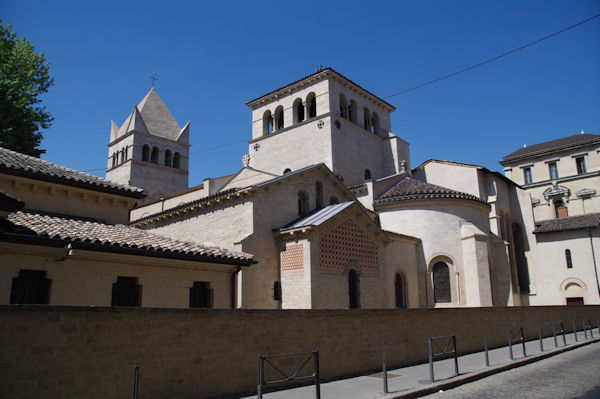 La Basilique Saint Martin d_Ainay
