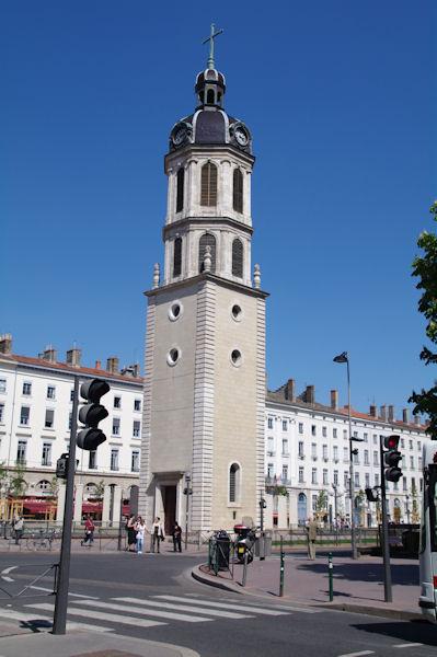 Clocher Place Antonin Poncet