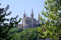 La Basilique de Fourviere