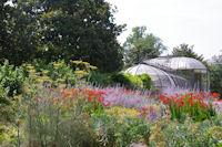 De la couleur au jardin botanique