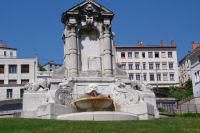 La Montee de l'Amphitheatre a Lyon