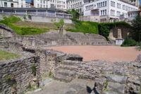 Le Theatre Romain de la Croix Rousse