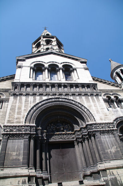 L_église du Bon Pasteur à Lyon