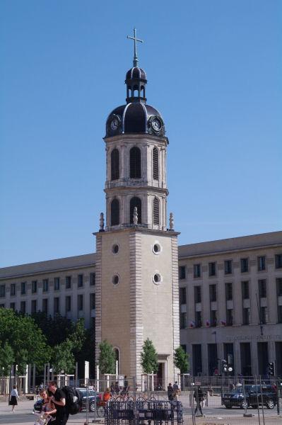 La Tour de la Poste à Lyon