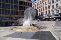Place Louis Pradel a Lyon