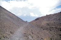 Sur les pentes du Monte Nero