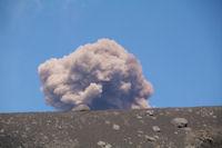 Explosion sur l'Etna