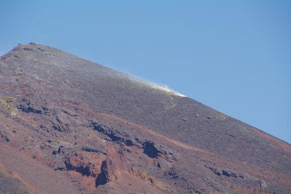 Le flanc Est de l_Etna