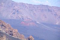 Le Monte Centenari dans la caldera de l'ancien volcan de l'Etna