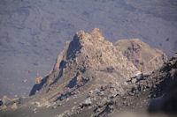 Dans la caldera de l'ancien volcan de l'Etna
