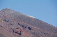 Le flanc Est de l'Etna