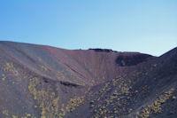 Le cratere du Monte Calcarazzi o Corvo