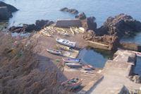 Le port de Ginostra