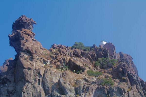 Le phare du Strombolicchio