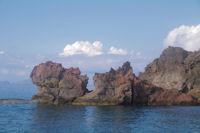 Le tour de l'Ile de Stromboli