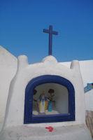 Une vierge sur la Frazione Stromboli