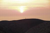 Coucher de soleil sur le Vulcano