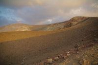 Le cratere du Vulcano se devoile
