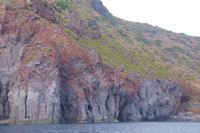 Falconiera sur l'Ile de Salina