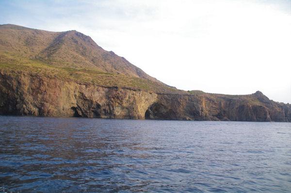 Punta Palmeto sur l_Ile de Lipari