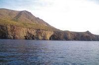 Punta Palmeto sur l'Ile de Lipari