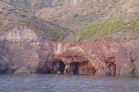 Fontanelle sur l'Ile de Lipari