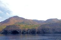 Le Monte Mazzacaruso sur l'Ile de Lipari