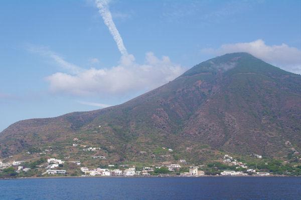 Le Monte Fossa delle Felci sur l_Ile de Salina
